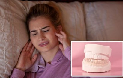 How to sleep: Signs of bruxism and what you can do about it