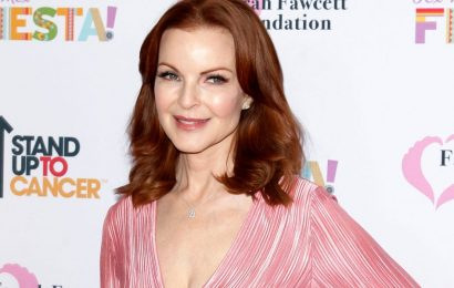 Marcia Cross says her anal cancer treatment caused 'excruciating' sores and stomach troubles