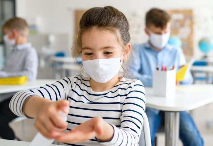 Children may transmit coronavirus at the same rate as adults: What we know about school and COVID-19