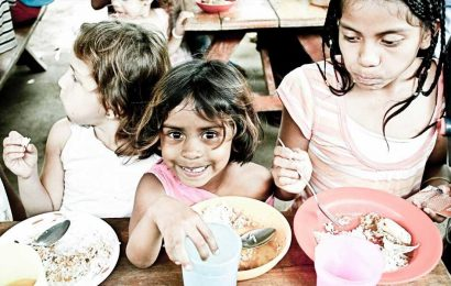 Q&A: Pandemic exposed weakness in ensuring healthy food access in child care