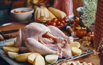 Unexpectedly cooking Thanksgiving this year? Tips on how to stay safe