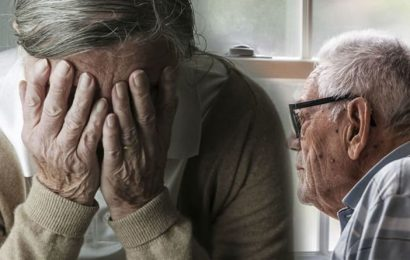 Dementia care: Apathy is an early sign of the condition according to latest study