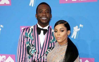 Gucci Mane's Wife Keyshia Ka'oir Gives Birth to Their 1st Child Together