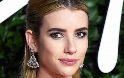 Ready for Baby! Pregnant Emma Roberts Is Due 'in the Next Couple Days'
