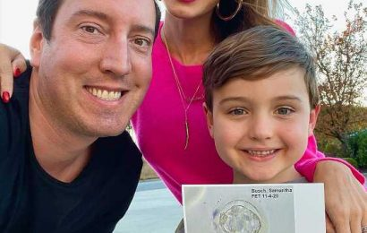 NASCAR's Kyle Busch, Wife Samantha Open Up About Losing 'Last Girl Embryo' on Quest to Baby No. 2