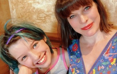 Milla Jovovich Praises 13-Year-Old Daughter's Performance in Black Widow: 'An Incredible Talent'