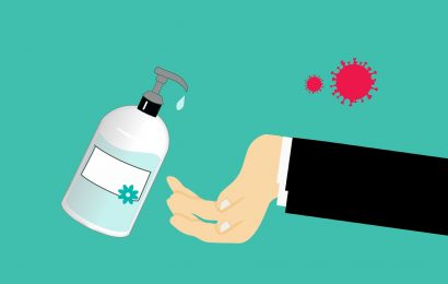 Alcohol-free hand sanitizer just as effective against COVID as alcohol-based versions