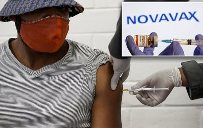Novavax's COVID-19 vaccine prevents 90% of infections
