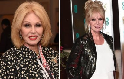 Joanna Lumley health: Ab Fab star 'eclipsed by sadness and depression' – symptoms