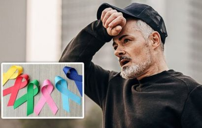 Cancer symptoms: Hyperhidrosis could be an indicator of the deadly disease