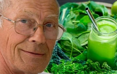 Live longer: Chlorophyll reduces cancer risk and promotes liver health to boost longevity