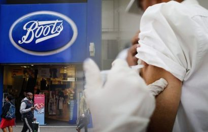 Boots open vaccination hub today: Where is your nearest store offering the Covid jab?
