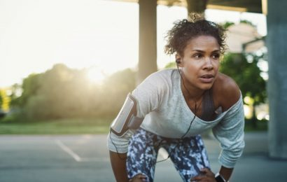 Feeling rough after a particularly hard work out? It could be a fitness hangover (sigh)