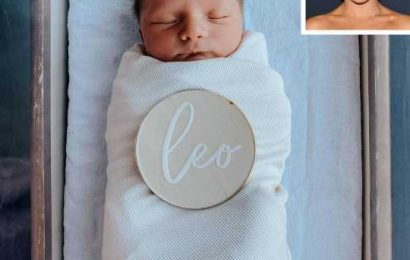 DWTS Pro Witney Carson Reveals Newborn Son's Name and Shares Sweet Meaning Behind His Moniker