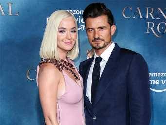 Katy Perry Thanks Birthday Boy Orlando Bloom for 'Never Tapping Out'