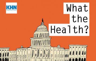 KHN's 'What the Health?': Georgia Turns the Senate Blue