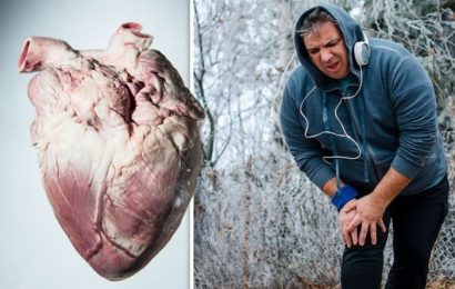 Cold weather warning: Winter temperatures could increase your risk of a heart attack