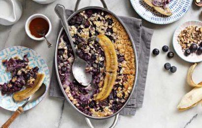 Baked Oatmeal Is Basically Cake for Breakfast