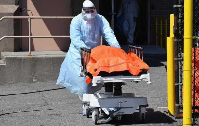 U.S. Reaches Grim Milestone of 500,000 COVID Deaths Before the 1-Year Anniversary of the Pandemic
