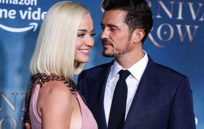 """Orlando Bloom Says This Is How He's Going to Get His Baby Girl to Say """"Dad"""" Before Anything Else"""