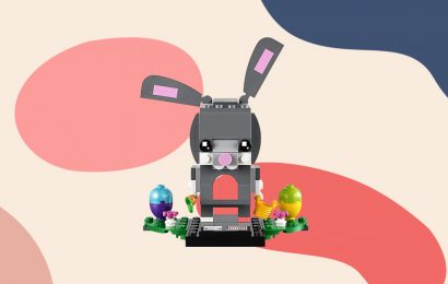 These Adorable Bunny & Sheep LEGO Sets Are the Perfect Easter Gifts for Your Kid—& They're Selling Fast