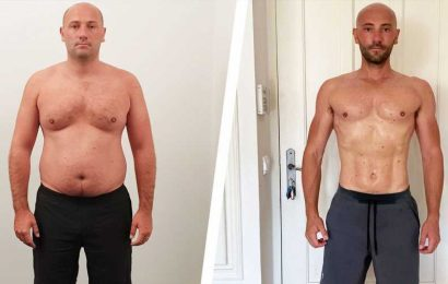 Lifting Weights and Walking 15,000 Steps a Day Helped Me Lose 50 Pounds and Get Fit