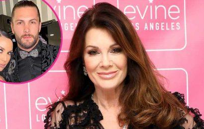 Lisa Vanderpump Thinks Scheana Shay and Brock Davies' Pregnancy Was 'Quick'