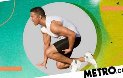 Here's how you can run faster without injury