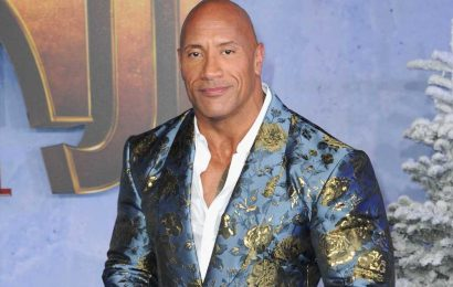 Dwayne Johnson Praises 'Lil Quiet Moments' with His Daughter Tiana, 2½: 'Man I Need These'