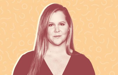Amy Schumer Just Got Red Carpet Ready to Get Her COVID-19 Vaccine