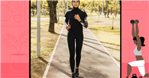 Muslim women are reclaiming their fitness, but why did it take a pandemic for them to be able to?