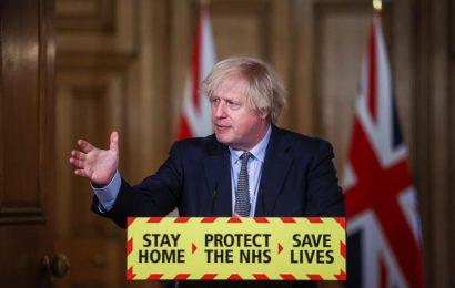 'We don't believe in blockades,' says UK's Johnson on vaccines