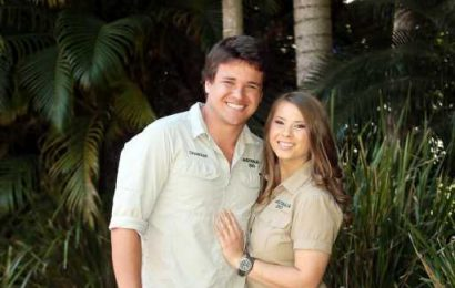 Bindi Irwin's Latest Baby Photo Shows the Family Getting Back to Nature