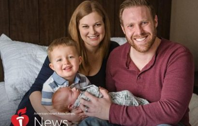Instructed in CPR by 911 dispatcher, Nebraska couple saves 13-day-old son