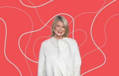 Martha Stewart's Colorful Tea Sandwiches Are the Cutest Mother's Day Brunch Idea