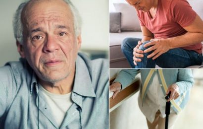 Parkinson's disease symptoms: Eight of the most common signs of Parkinson's