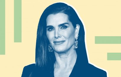 Brooke Shields Shares Photos That Give a Candid Look Back At Her Recovery Journey After Breaking Her Femur