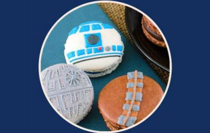 42 'Star Wars'-Inspired Recipes That are Beautiful & Delicious