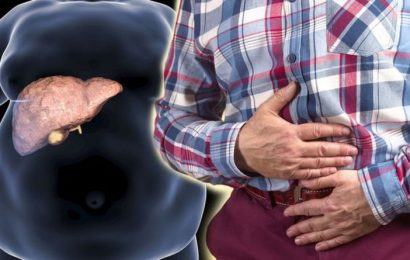 Fatty liver disease: High levels of inflammation cause abdominal symptoms – what to spot