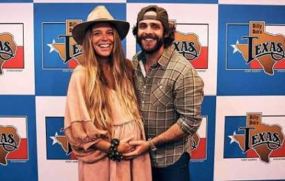 Surprise! How Thomas Rhett Found Out About Wife Lauren Akins' Pregnancy