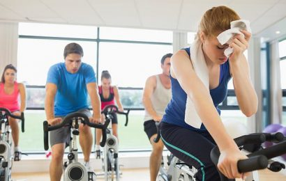 Wind back ageing with just 40mins of high-intensity exercise a week
