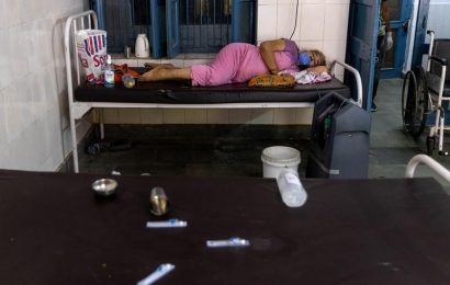 'A hell out here': COVID-19 ravages rural India