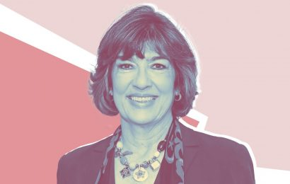 CNN Anchor Christiane Amanpour Reveals She Is Undergoing Chemotherapy for Ovarian Cancer