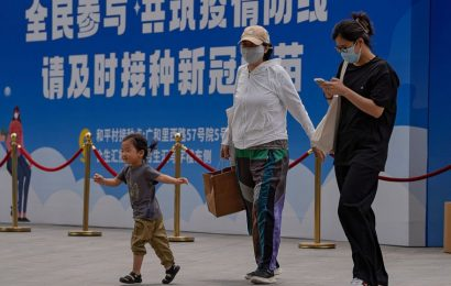 China's children may be next in line for COVID-19 vaccines