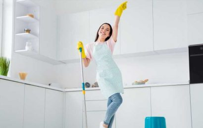 Here's What You Can Skip This Year While Spring Cleaning
