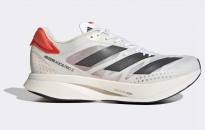 This New Adidas Running Shoe Promises to Be Crazy Fast