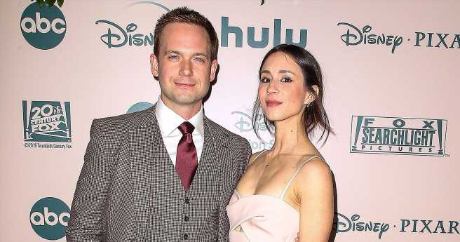 Troian Bellisario Gave Birth to Her and Patrick J. Adams' 2nd Baby in Car