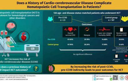 Cardio-cerebrovascular disease history complicates hematopoietic cell transplant outcomes