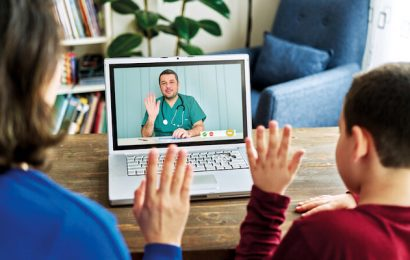 Only 10% of EDs are for pediatric patients. Telehealth could help tackle this gap