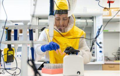 Virginia Techs COVID-19 testing demonstrates power, versatility of academic labs